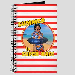 Summer is Super Rad! Journal