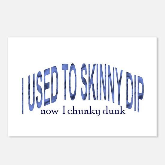 Skinny Dip Postcards (Package of 8)