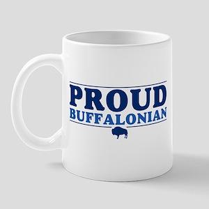 Proud Buffalonian Mug
