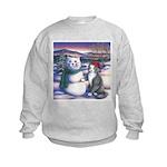 Snowcats Kids Sweatshirt