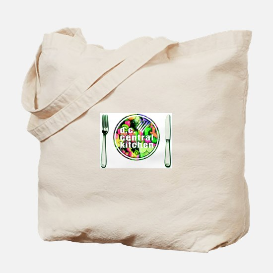 d.c. central kitchen Tote Bag