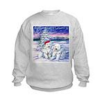 Northern Lights Kids Sweatshirt
