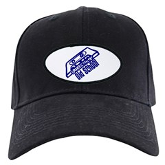 Old School Cassette Baseball Hat