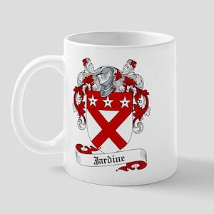 Jardine Family Crest Mug