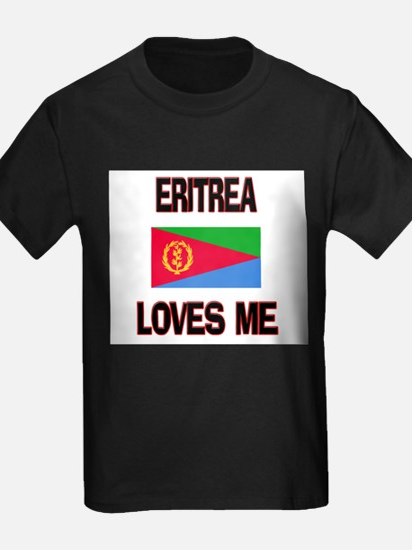 Eritrea Loves Me T