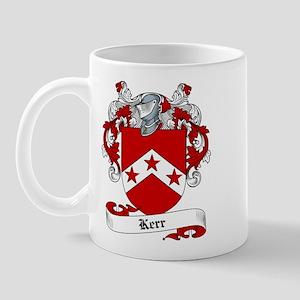 Kerr Family Crest Mug