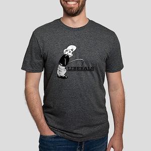 Piss on Liberals T-Shirt