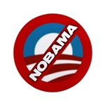 "NOBAMA 3.5"" Button"