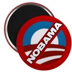 "NOBAMA 2.25"" Magnet (10 pack)"
