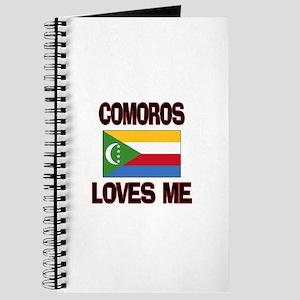 Comoros Loves Me Journal