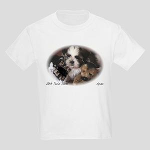 Shih Tzu Puppy Kids T-shirt  elpace