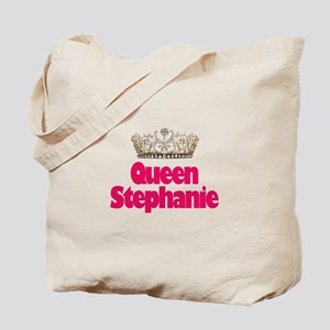 Queen Stephanie Tote Bag