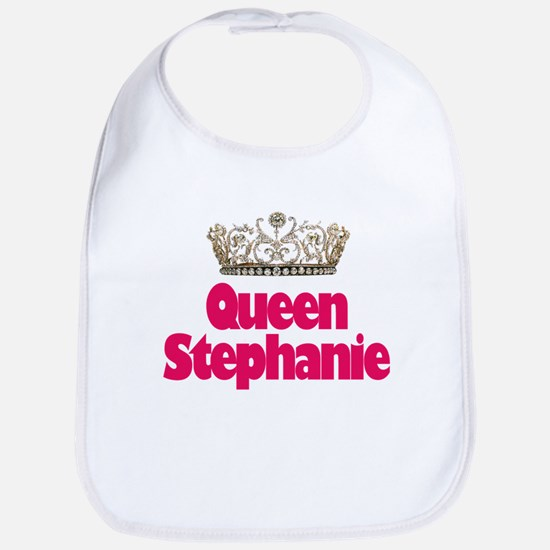 Queen Stephanie Bib