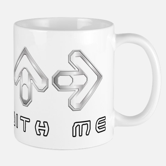 Play With Me DDR Mug