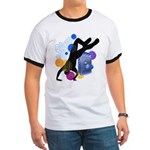 Breakdancer Ringer T