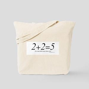 2+2=5 - Tote Bag