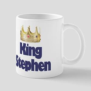 King Stephen Mug