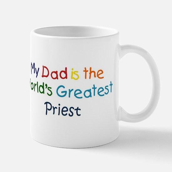 Greatest Priest Mug