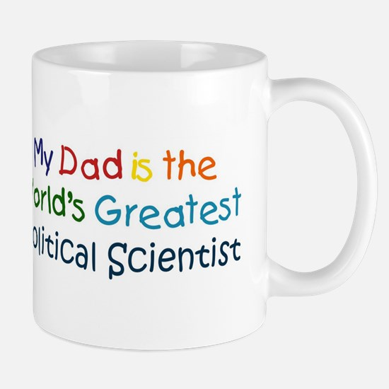 Greatest Political Scientist Mug