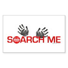 SEARCH ME Rectangle Sticker