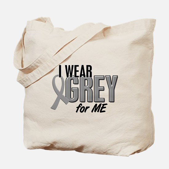 I Wear Grey For ME 10 Tote Bag