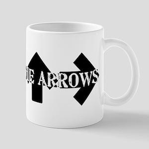 Slave To The arrows DDR ITG Mug