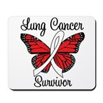 Lung Cancer Survivor Mousepad