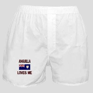 Anguilla Loves Me Boxer Shorts