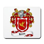 Knox Family Crest Mousepad