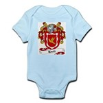 Knox Family Crest Infant Creeper