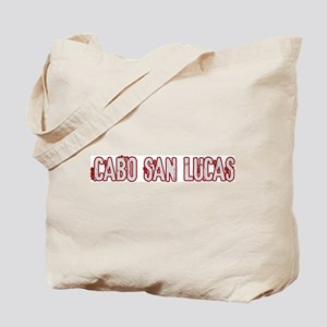 CABO SAN LUCAS (distressed) Tote Bag