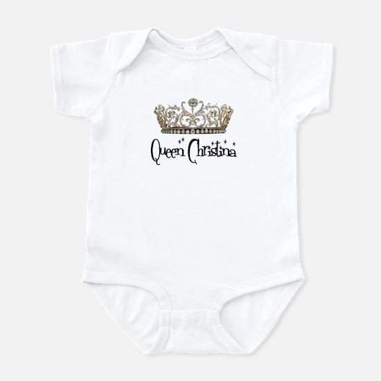 Queen Christina Infant Bodysuit