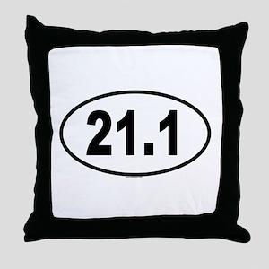 21.1 Throw Pillow