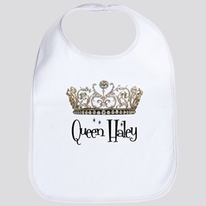 Queen Haley Bib