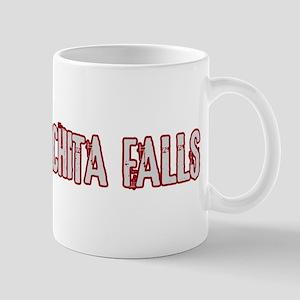WICHITA FALLS (distressed) Mug
