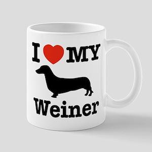 I love my Weiner Mug
