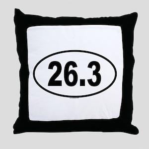 26.3 Throw Pillow