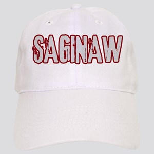 SAGINAW (distressed) Cap
