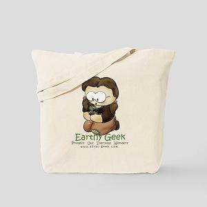 Earthy Geek Tote Bag