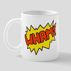 'Wham!' Mug