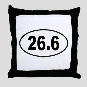 26.6 Throw Pillow