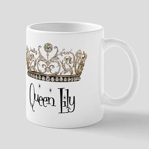 Queen Lily Mug
