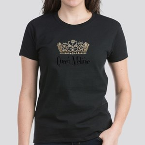 Queen Melanie Women's Dark T-Shirt