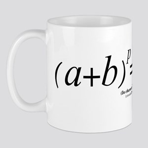 Binomial Law - Mug