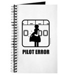 *NEW DESIGN* Pilot Error Journal