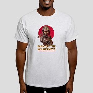 MAN OF THE WILDERNESS Light T-Shirt