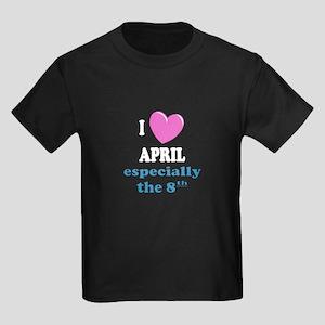 PH 4/8 Kids Dark T-Shirt