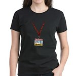 WTD: Credentials Women's Dark T-Shirt