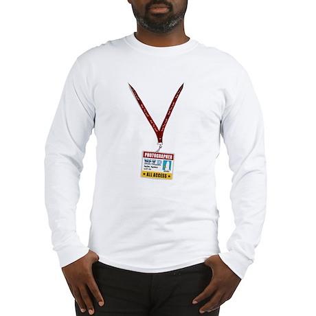 WTD: Credentials Long Sleeve T-Shirt