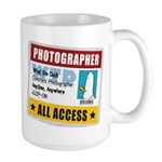 WTD: Credentials Large Mug